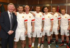 Sportvantgarde's blog. : 'Class of '92' agree deal to buy Salford City FC