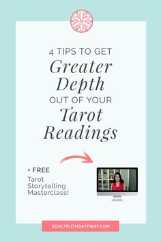 You don't have to be a third generation psychic to connect with your spirit guides with tarot or get spot on insight! Read my story to learn how I went from zero to psychic through tarot reading and how you can do it too.