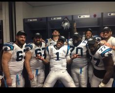 NFC SOUTH CHAMPS