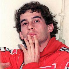 Ayrton Senna, um ícone brasileiro!