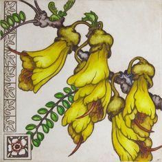 Kowhai Flower Outline, Flower Art, Diary Ideas, Nz Art, Wood Carving Patterns, Nature Journal, Flower Paintings, Arts Ed, Flower Images