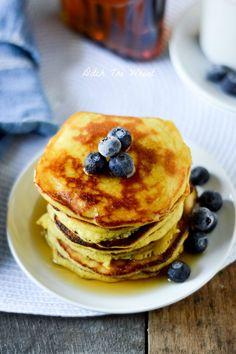 9. Coconut Flour Pancakes #paleo #breakfast #recipes http://greatist.com/eat/paleo-breakfast-recipes