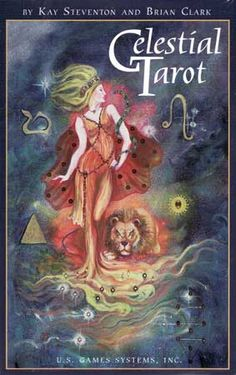 Celestial Tarot by Steventon and Clark: Available at my store Lune Soleil Enterprises at http://www.lunesoleilmagick.com/store