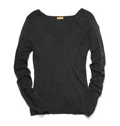 $29 NINE COLORS? SAME AS NOVELTY?Women Tops Vneck Sweater Low-res