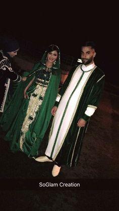 Morrocan Dress, Moroccan Bride, Moroccan Wedding, Moroccan Style, Hijab Fashion, Fashion Dresses, Wedding Entourage, Caftan Dress, Muslim Couples