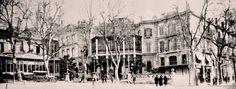 Recreación del Teatro Circo Balear de 1875    Antes que se construyera el Teatro Lírico del que voy a hablar en esta entrada, existió en...