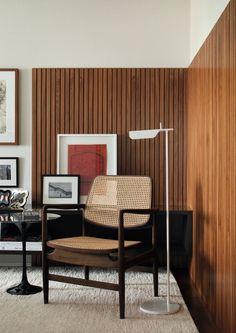 Fernando Piva muda layout e cria décor que resiste aos modismos