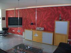 Eine Wand die einheizt vom Ulrich Köster Malerbetrieb in Dortmund (44229)   Maler.org