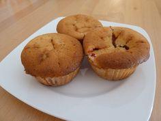 Erdbeer - Joghurt - Muffins, ein sehr schönes Rezept aus der Kategorie Kuchen. Bewertungen: 47. Durchschnitt: Ø 4,0.