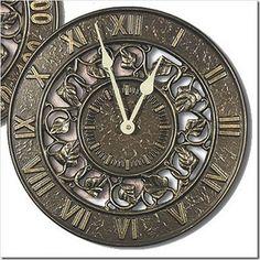 relogio de parede Ivy Silhouette Clock