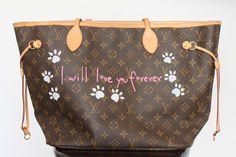 bolsa customizada juliana ali cachorro 3 - Juliana e a Moda | Dicas de moda e beleza por Juliana Ali