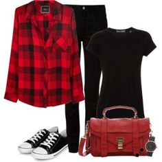 Black & Red Combo (OUTFIT ONLY!) - Contest!