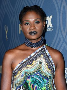 Actress Adina Porter attends the FOX Broadcasting Company, FX, National Geographic, and Twentieth Century Fox Television's 68th Primetime Emmy Awards After-Party.