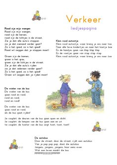 juf Rita pcbs 't Mozaïek :: jufritapcbsmozaiek Learn Dutch, People Who Help Us, Kids Poems, Pre School, School Projects, Diy For Kids, Transportation, Kindergarten, Songs