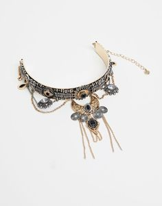Choker barroco - Special Prices - Mujer - PULL&BEAR España