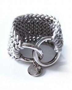 bracelet tricot