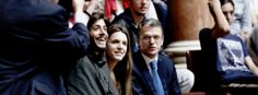 "Salvador Sobral and Luísa Sobral were received by the President of the Assembleia da República Portuguesa [Portuguese Parliament] on May 19, 2017 in Lisbon, Portugal. The Sobral siblings received greetings/respects from the Portuguese Parliament after the members voted on it today (with everyone voting ""yes"") and a standing ovation. Salvador and Luísa won the Eurovision Song Contest and are currently on tour with their albums Excuse Me and Luísa with sold out shows."