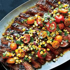 Sheet pan dinners 56389977_dry-rubbed-flank-steak.jpg / Photo by Lennart Weibull.