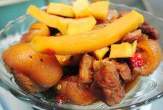 Võ Ngọc: Hướng dẫn cách nấu món thịt kho dừa ngon tuyệt