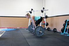 9 Ways For Women To Improve Their Deadlift   Lifting Revolution