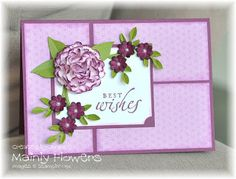 Mainly Flowers Independent Stampin' Up! Demonstrator Joanne Gelnar: New Colours Blog Hop
