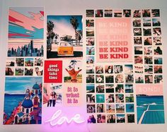 25 ideas wall decoration for bedroom for teens pictures dorm room for 2019 Cute Room Ideas, Cute Room Decor, Teen Room Decor, Wall Decor, Room Ideas Bedroom, Bedroom Decor, Bedroom Inspo, Bedroom Wall Pictures, Dorm Picture Walls