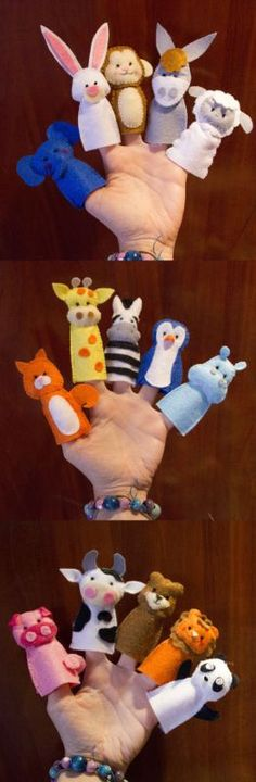 Marionetas de dedos (21)