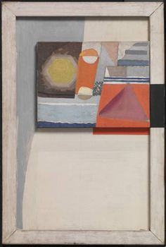 Ivon Hitchens, Triangle to Beyond on ArtStack Victor Pasmore, Fashion Painting, High Art, Paintings I Love, Three Dimensional, Painting & Drawing, Glass Art, Contemporary Art, Triangle