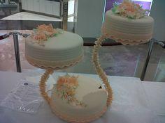 Orange Fondant Cake