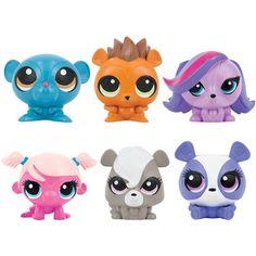 006c6da9893 Littlest Pet Shop Characters Mash Ems (Styles Vary) Novelty