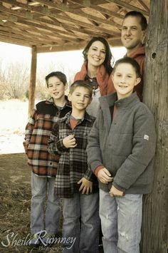 Family Fall Sessions  SheilaRumney.com