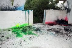 Akay & Brad bomb in Grottaglie 2012
