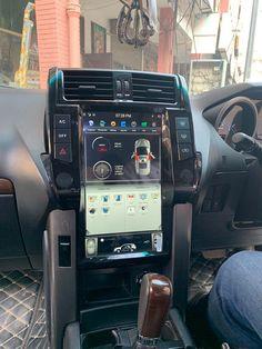 Best Car Interior, Car Interior Design, Toyota Cruiser, Toyota Land Cruiser Prado, Radios, Kenwood Car, Double Din Car Stereo, Sat Nav, Head Unit