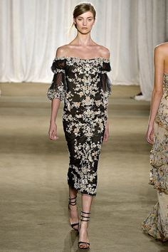 MARCHESA FALL 2013 RTW COLLECTION
