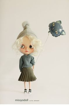 Pre-order Missyo 2017 Winter & Spring Knitted by MissBlythe2012