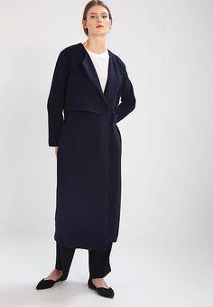 bestil Samsøe   Samsøe VIENNA - Frakker   klassisk frakker - dark sapphire  til kr 999 7536afc2c83