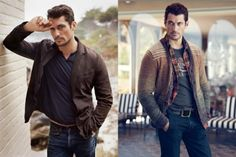 Lucky Brand Winter 2012 Ad Campaign