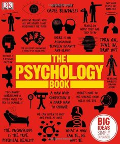 The Psychology Book Big Ideas Simply Explained by DK, Catherine Collin, Nigel Benson, Joannah Ginsburg, Voula Grand, Merrin Lazyan, Marcus Weeks PDF Reading Online, Books Online, Psychologie Cognitive, Books To Read, My Books, Film Books, Dk Publishing, Developmental Psychology, Psychology Books