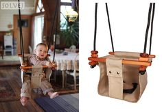 Solvej Swings :: Baby & Toddler Swing
