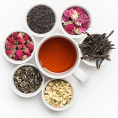 """#Dietitian Elisa Zied discusses """"teatox"""" detox for weight loss. Shape.com."""