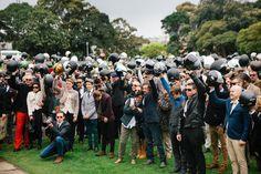 The 2016 Distinguished Gentlemans Ride : Birthplace of DGR - Sydney, Australia