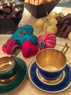 Coffe break....😉 #peppinocapuanojewelry#lammiragliaviaggi#viacondotti#roma#today