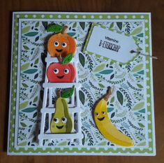 Marianne Design, Diy And Crafts, Cactus, Sketches, Fruit, Holiday Decor, Blog, Barbecue, Stage