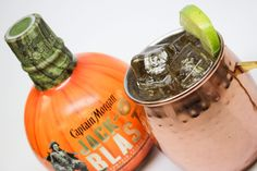 This fall, Captain Morgan is taking the season by storm with a new limited edition pumpkin spiced rum. Captain Morgan Jack-O'Blast blends together rum