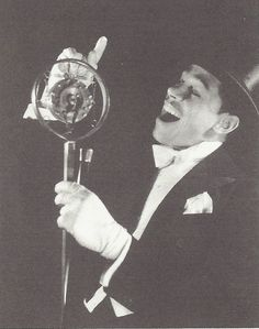 Cab Calloway au Cotton Club, Harlem (New York), années 1920