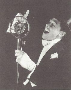 Cab Calloway au Cotton Club, Harlem (New York), années 1920