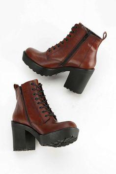 Vagabond Libby Platform Ankle Boot