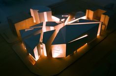 Via flickr  Youth Center Concept Design