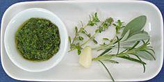 Salzkraut aus mediterranen Kräutern