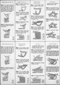 Crochet+Stitches003.jpg (1121×1600)